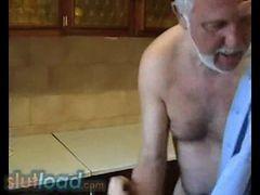 Older Grandpa And Teen - Slutload.com