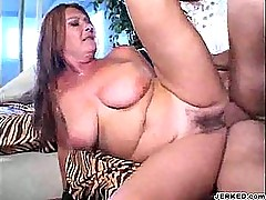 Cock Craving Mom In Action