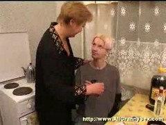 Amateur Russian Mom And Son