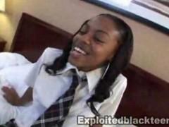 Cute Ebony