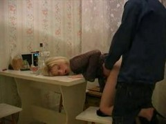 Russian Amateur Girl Fucked From...