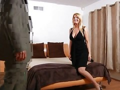 Cock Hungry Milf Fucks Her Lover