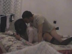 Real Italian Couple Does Home Porn Video