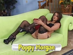 British Slut Poppy Morgan Gets F...