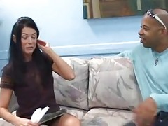 Housewife Tries Bbc- Cireman