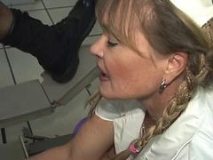 Porsche Lynn Shows Lisa Berlin Her Fisting Parlor