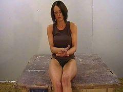 Daniella - Debutant In Extreme Torments