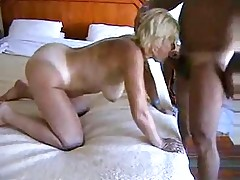 Anal Orgazm Of A British House W...