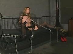 Blond Slave 1