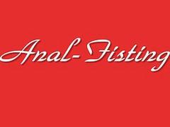 Anal Fisting- German- Csm
