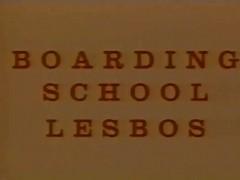 Boarding School Lesbos -1987 (fu...