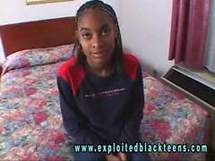 Ebony Black Teen - Angie Lita