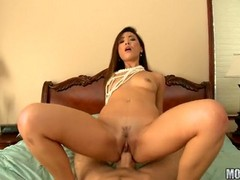 Korean Babe Pounded By Hard Dick