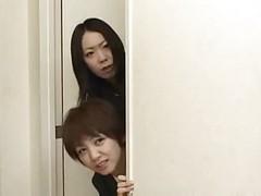 Japanese School Girls Seduce And...