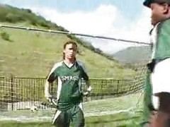 Soccerteam Fucks The Keeper