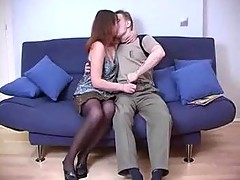 Russian Mature And Boy 014