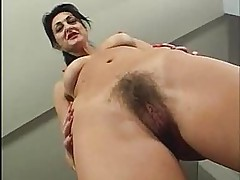 Hairy Mom And Shaved Daughter Shar...