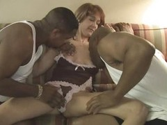 Sexy Redhead Wife Loves That Big...