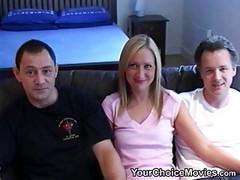 Dirty Amateur Housewife Is Fucke...