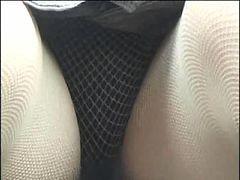 Voyeur Panties In The Park +