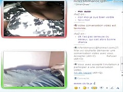 Webcam With Bbw From Casablanca...