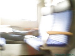 Train Masturbation In Front Of O...