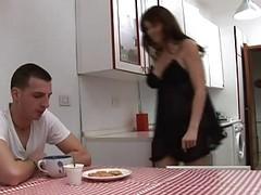 Scopata In Cucina