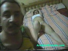 Mature Amateur Arab Woman Rides Her Horny Husband