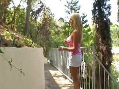 Teen Anal Nightmare 4 - Jessica Nys