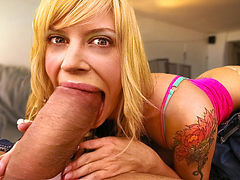 Monster Cock Wrecks Tattooed Slut