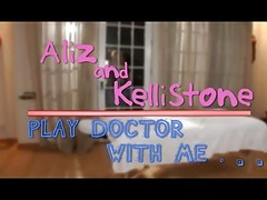 Kelli Stone And Aliz - Play Doct...