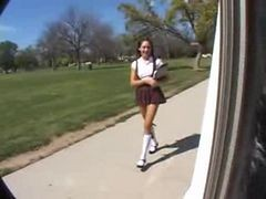 Brunette Schoolgirl Fucked Www.beeg18.com