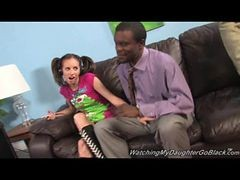 Teen Gets Interracial Sex Therapy!