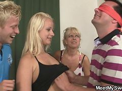 Hot Teenie Seduced By Her Bfs Mom And Dad