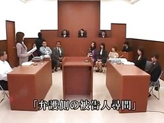 Japanese Lawyer Gets Fucked By S...