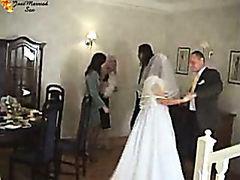 Drunken Bride Fuck