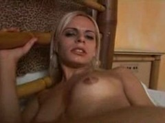 Yummy Tranny Pleases Herself