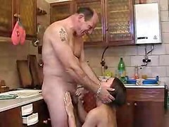 Dirty Father Having A Nice One W...