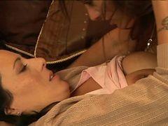Lesbian Babysitters 3 - Scene 1