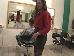 British Milf Nici Stirling Threesome