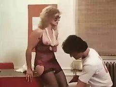 Classic Teacher Student Scene