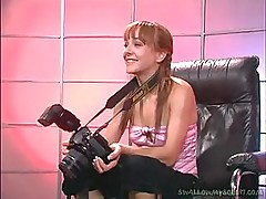 Cytherea And Leannmov Threesome