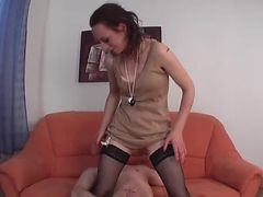 Dirty German Mature Slut