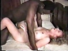 Nympho Mature White Wife With Bl...