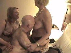 Granny Anneke Threesome
