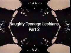 Naughty Teenage Lesbians