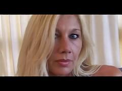 Samantha Bond- Platinum Milf Sha...