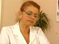 Mature Doctor Fuck With Young Pa...