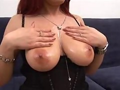 Busty Italian Mom Analysed And Sprayed By Her Son - Roleplay