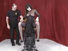 Bondage Cunnilingus Chair